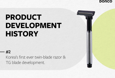 DORCO_Product Development History